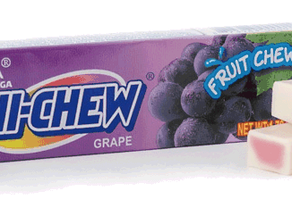 Morinaga Hi-Chew Grape Concord