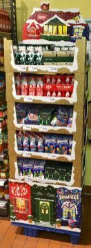 Nestle Aufsteller After Eight Smarties Kitkat