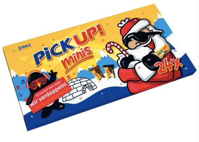 Pickup-Adventskalender