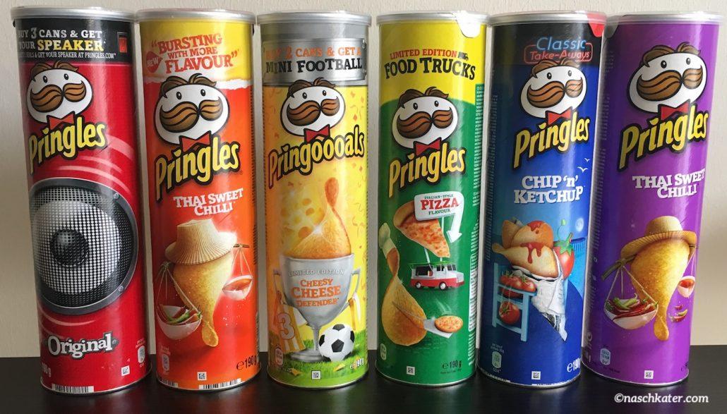 Pringles-Phänomen: Chips aus Kartoffelmehl und Geschmacksverstärkern