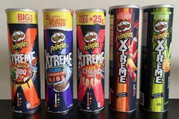 Pringles Xtreme USA Kanada