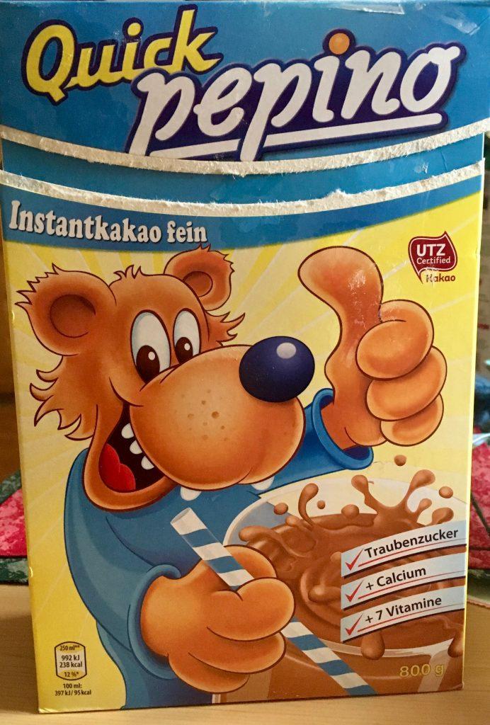 Quick Pepino Kakao Österreich
