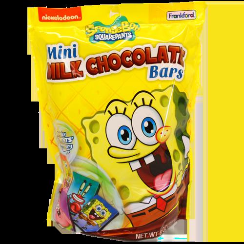 Spongebob Mini Milk-chocolate
