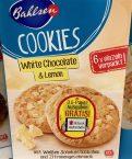 Bahlsen Cookie White Chocolate + Lemon