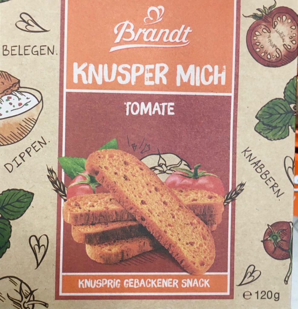 Brandt Knusper Mich Tomate