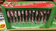 Candy Canes Mint aus China