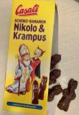 Casali Nikolaus und Krampus