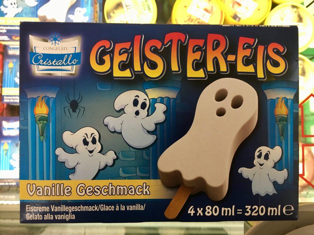 Cristallo Congelati Geist Geistereis Vanille