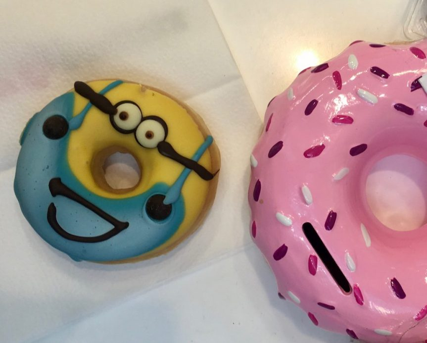 Happy Doughnut Minions Oldenburg