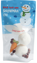 Marshmallows Snowman Kit Set