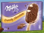 Milka Chrunchy Chocolate Eiskrem Stileis