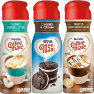 Nestle Coffeemate Coconut Caramel Latte-Cookies+Cream-Toasted Marshmallow Mocha