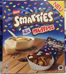 Nestle Smarties Muffins