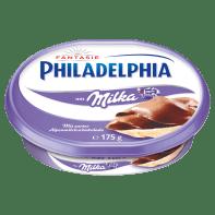 Kraft Philadelphia Milka