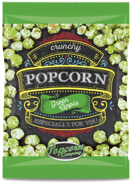 Popcorn Factory Green Apple