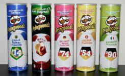 Pringles Pringoooals Weltmeister Edition 2014