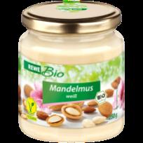 Rewe Bio Mandelmus weiß