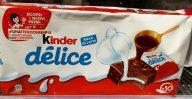 Ferrero KINDER Delice