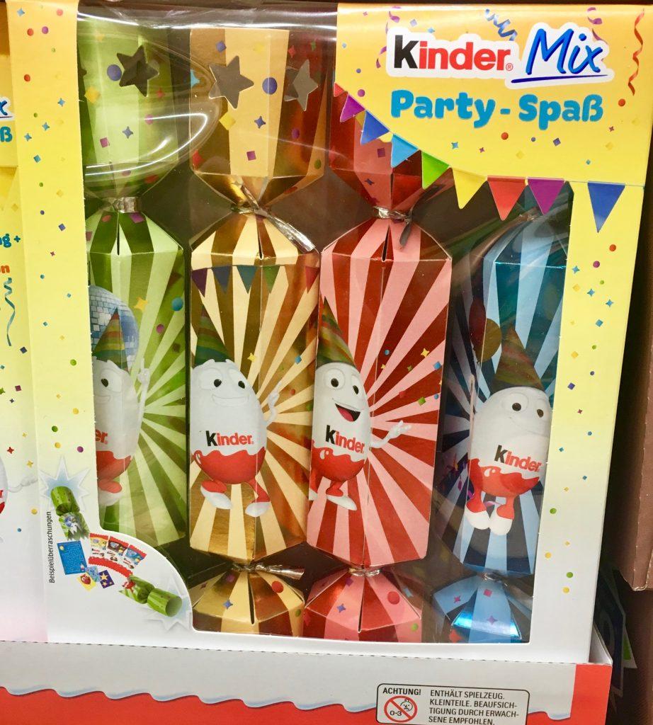 Ferrero KINDER Party Spaß-Mix Spielzeug