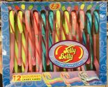 Jelly Belly Candy Canes Watermelon Tutti-Frutti Blueberry
