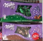 Milka Weihnachtspralinen Haselnuss Kakao