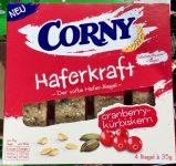 Schwartau Corny Haferkraft Cranberry-Kürbiskern