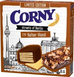 Street Food Truck: Corny-Streets-of-Berlin-Kalter-Hund-Schokoriegel