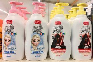 Duschdas Disney Eisprinzessin Frozen Star Wars