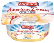 Ehrmann American Dream Popcorn Sweet Vanilla