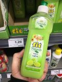 fit naturals Guave-Limette Spülmittel