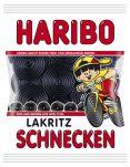 Haribo Lakritz-Schnecken