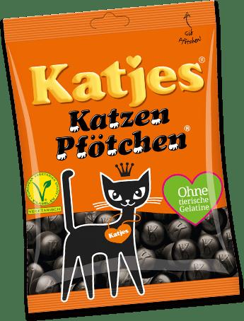 Katjes Katzenpfötchen