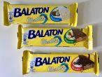 Balaton Waffelriegel von Nestlé