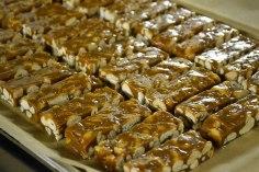 Candy Farm Riegel ohne Schokolade