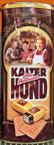 Oma Hartmanns Kalter Hund in der Schmuckdose