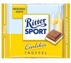 Ritter Sport Eierlikör Trüfel