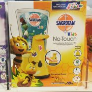 Sagrotan No-Touch Kids Seifenspender Biene Maja