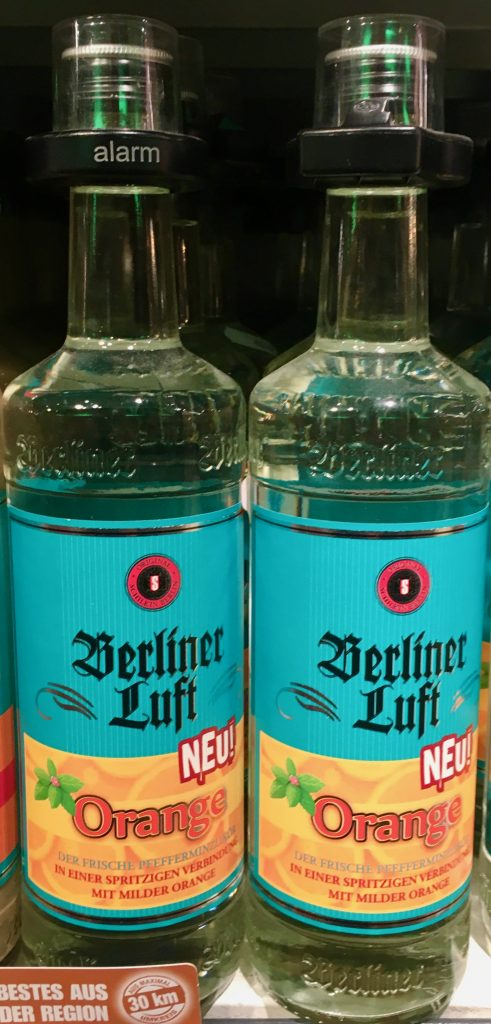 Schilkin Berliner Luft Orange