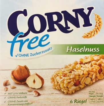 Schwartau Corny FREE Haselnuss