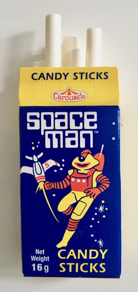 Spaceman Candysticks