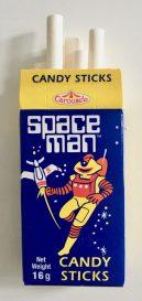 Spaceman Candysticks Sugar