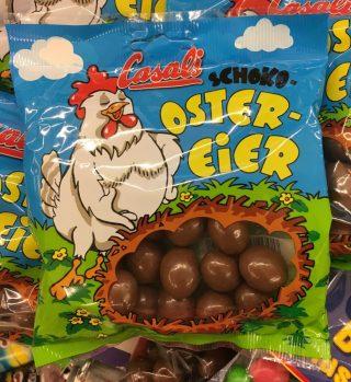 Casali Schoko-Ostereier