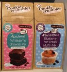 Cookie Crumbles Brownie Mix Muffin Mix