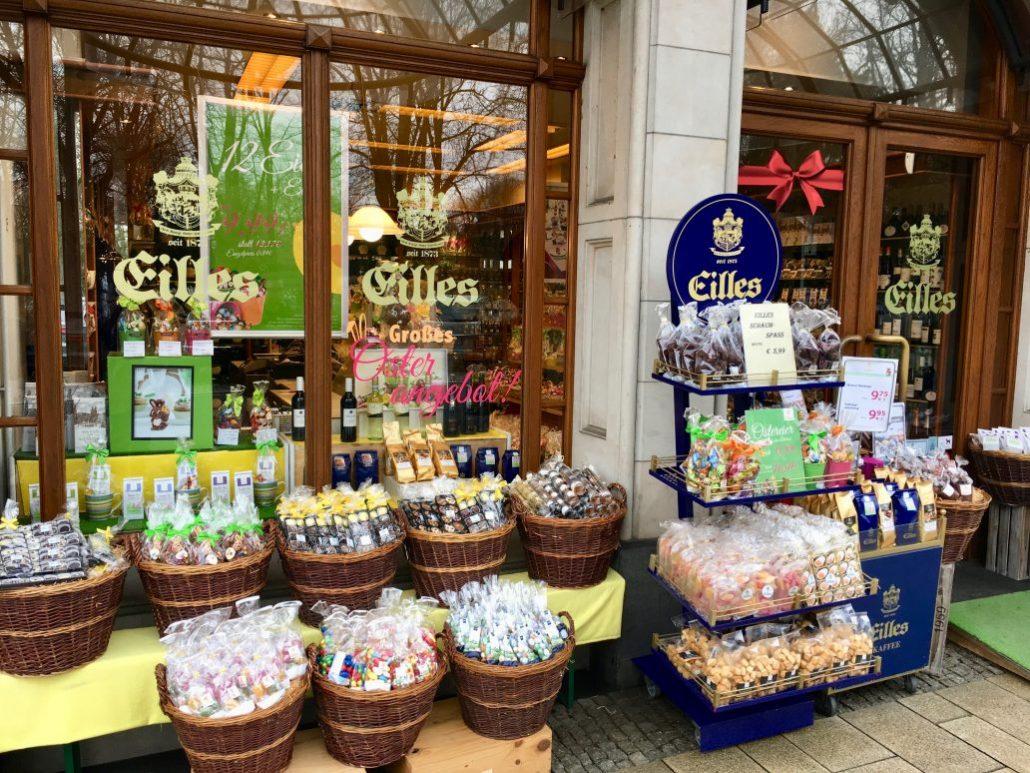 Eilies Süßwarengeschäft Shop Bad Nauheim