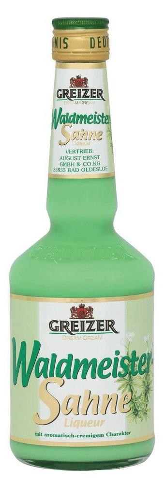 Greizer Waldmeister Sahne Likör