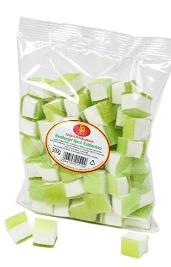 Hamburger Speck Waldmeister