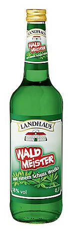 Landhaus Waldmeister Likör