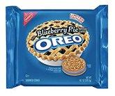 Oreo Blueberry Pie