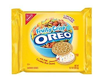 Oreo Fruity Crisp