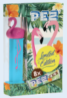 PEZ Spender Flamingo-Dispenser blau Limited Edition
